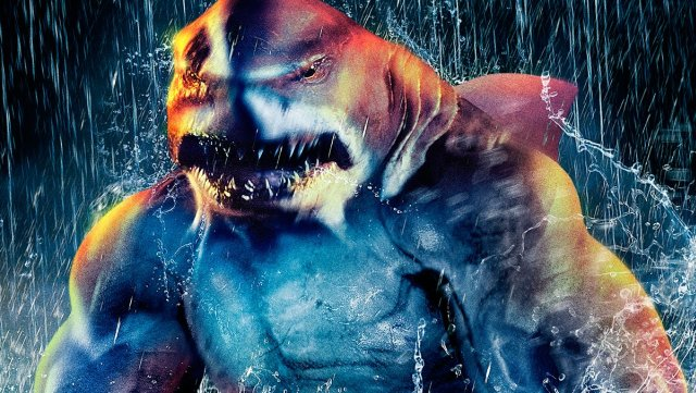 King Shark Poster for The Flash: You're Gonna Need a Bigger Particle Accelerator