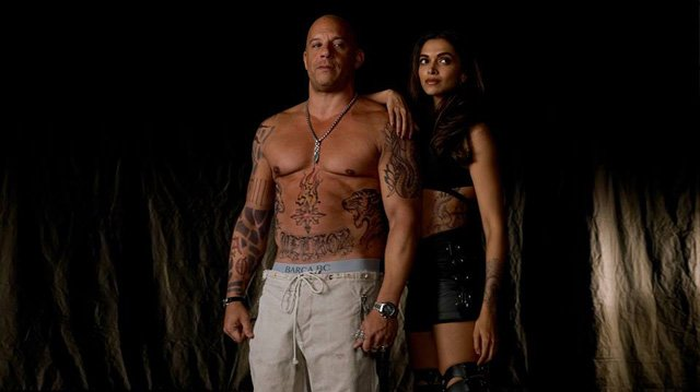 Vin Diesel Shares More xXx: The Return of Xander Cage Photos.