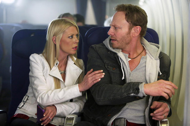 Sharknado 4 Cast Includes the Return of Ian Ziering and Tara Reid