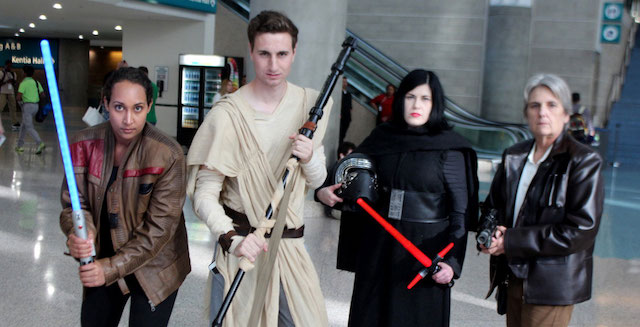 See even more cosplay from WonderCon in our new gallery!