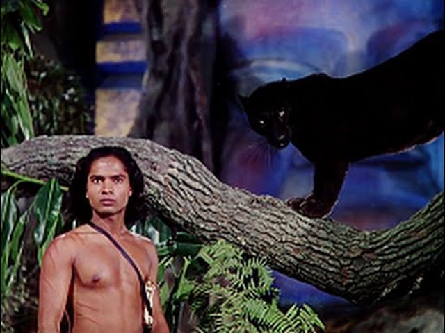 The Jungle Book movies list begins back in 1942.