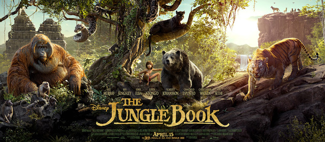 Behold, the Jungle Book characters! The Jungle Book movies list continues.
