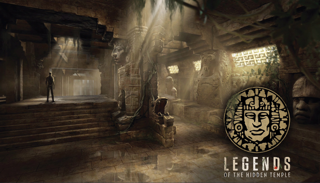 Legends of the Hidden Temple Returns to Nickelodeon as TV Movie