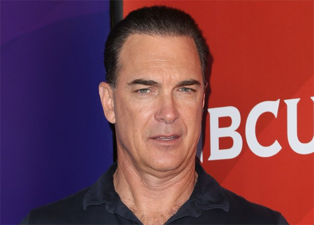 Patrick Warburton is Lemony Snicket in A Series of Unfortunate Events