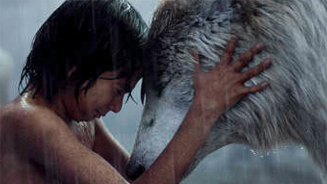 Mowgli's wolf parents are two more Jungle Book characters.