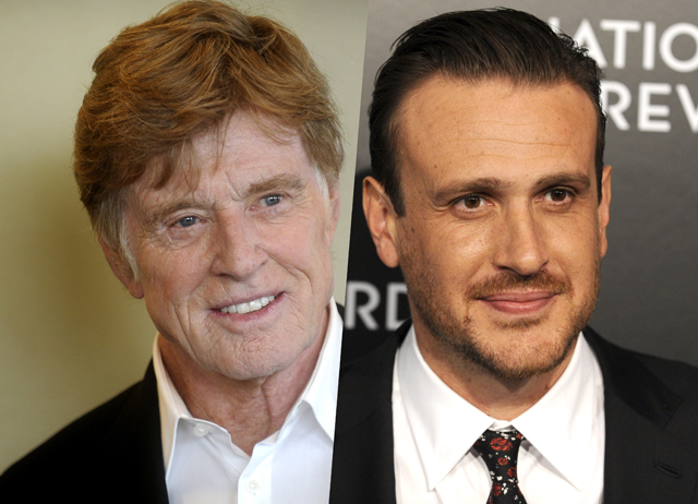 Robert Redford and Jason Segel Join The Discovery