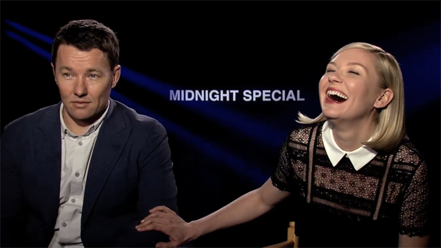 Video interviews with the Midnight Special cast and director