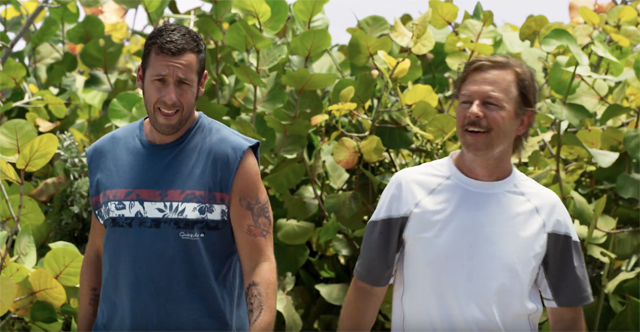 The Do-Over Trailer: Adam Sandler is Back in Action on Netflix