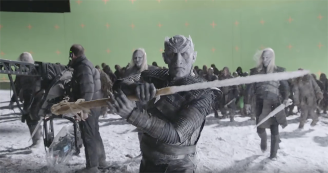 White Walkers Galore in Game of Thrones Season 6 Featurette