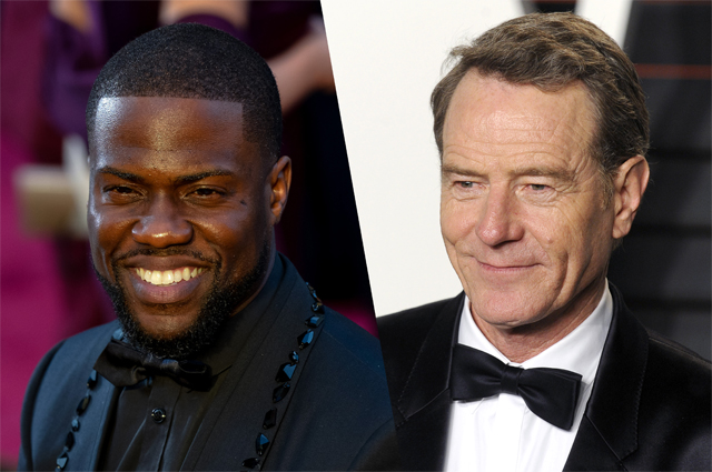 Neil Burger to Direct Bryan Cranston and Kevin Hart in Intouchables