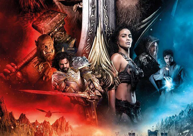 New Warcraft Poster Unites Two Worlds