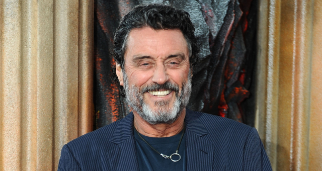 Ian McShane will play Mr. Wednesday on American Gods.