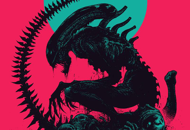 Exclusive: Bottleneck Gallery Unleashes Official Alien Prints