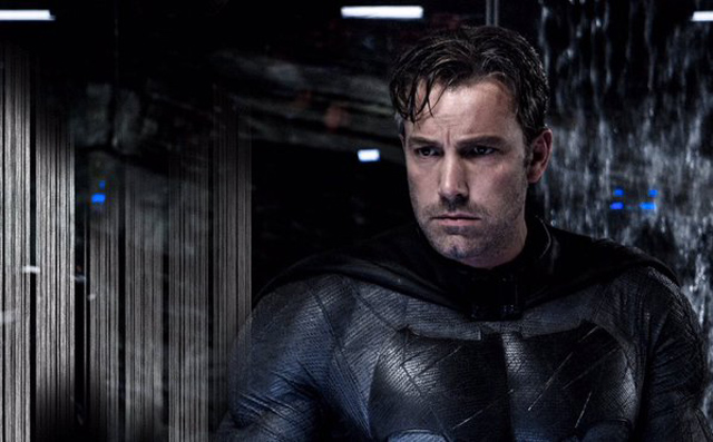 Ben Affleck Now an Executive Producer on Justice League