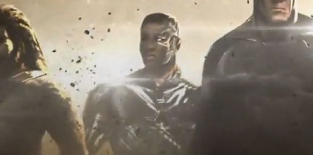 Cyborg is another of the Batman v Superman characters that hasn't been on the big screen before.