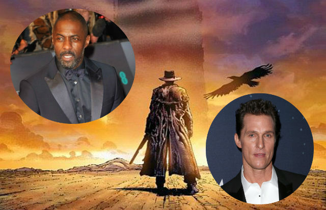 Stephen King and Nikolaj Arcel Talk The Dark Tower Movie, Confirm Idris Elba's Casting
