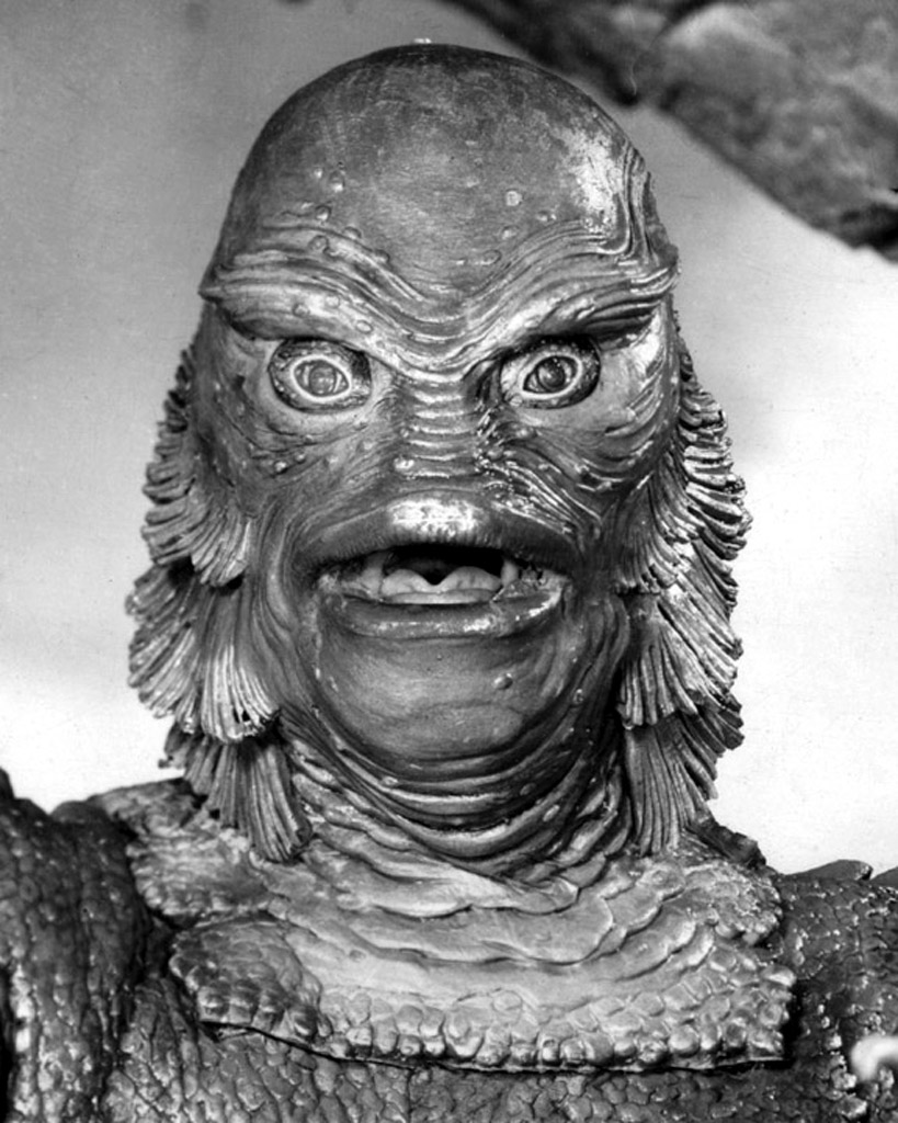 Parkin's Pit of Perversion: CREATURE FROM THE BLACK LAGOON ...