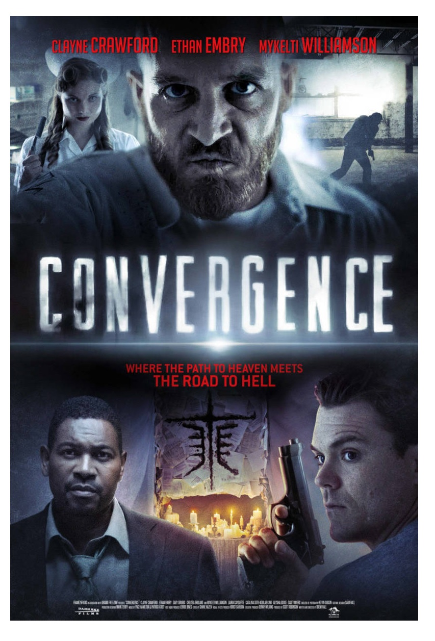 Interview: Director Drew Hall on CONVERGENCE - ComingSoon.net