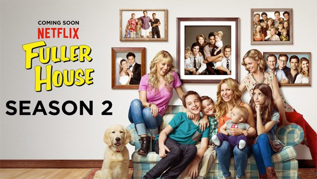 Fuller House Season 2 Ordered By Netflix