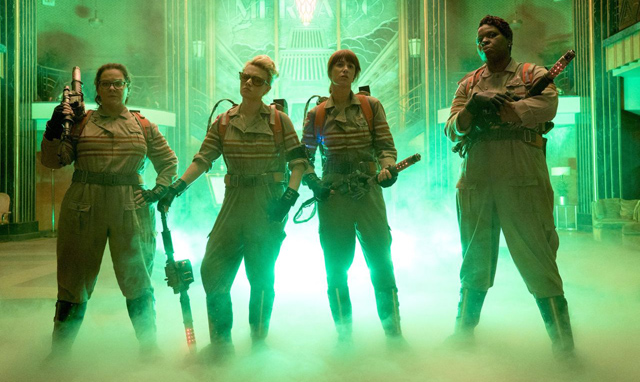 Ghostbusters International Trailer Reveals More Footage!