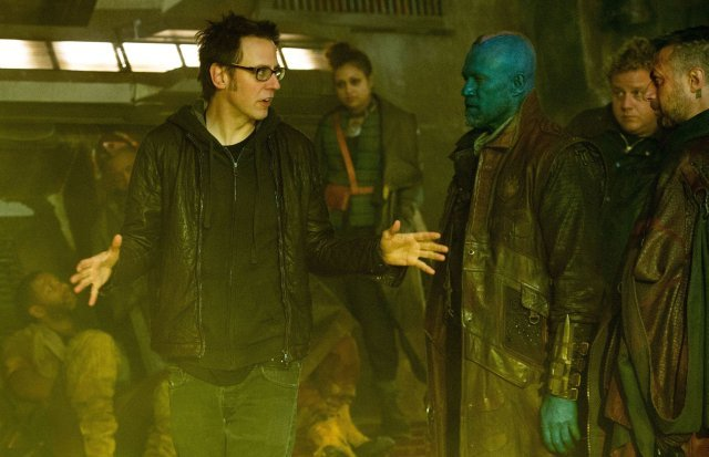 Will James Gunn Return for Guardians of the Galaxy 3?