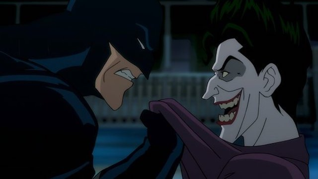 Check out the first image from The Killing Joke animated movie.