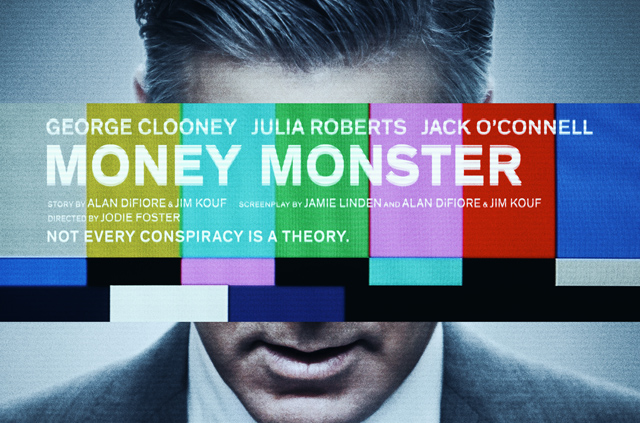 Money Monster Poster Released by Sony Pictures
