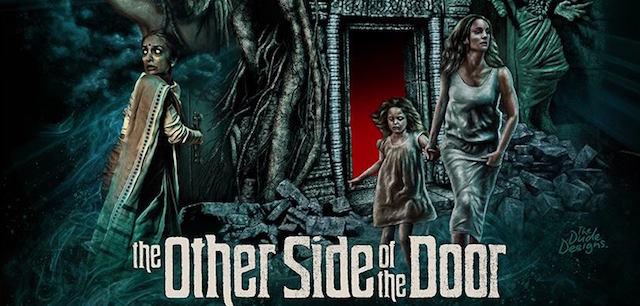 On The Other Side Of The Door