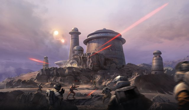 Travel to the Outer Rim in New Star Wars Battlefront DLC Trailer