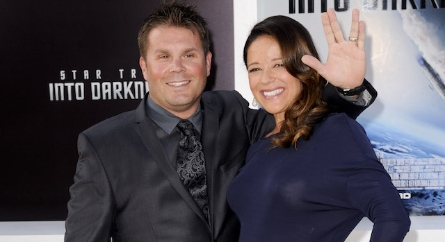 Rod Roddenberry will serve as executive producer on the new Star Trek series.