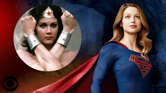 Wonder Woman's Lynda Carter to Appear on Supergirl!