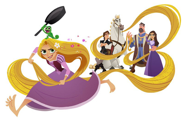 Tangled: Before Ever After Adds Ashley Judd, Jeffrey Tambor & More