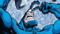 Amazon Studios is bringing back The Tick! The series is now in development as a pilot for the streaming service. Find out who's returning for the new show!