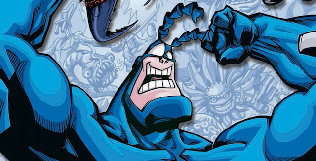 The Tick is returning!
