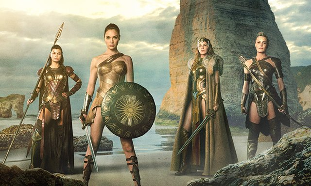Director Patty Jenkins Talks Wonder Woman Cast After Production Wraps