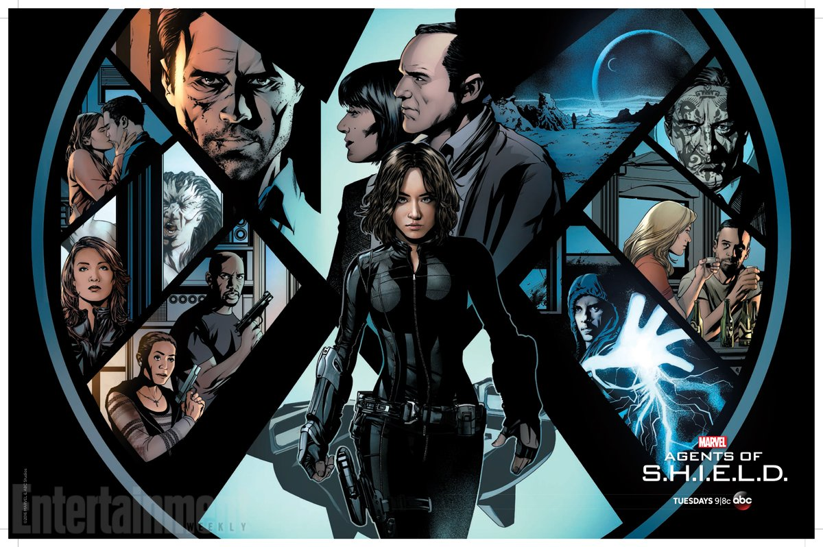 Agent Of Shield Serien Stream