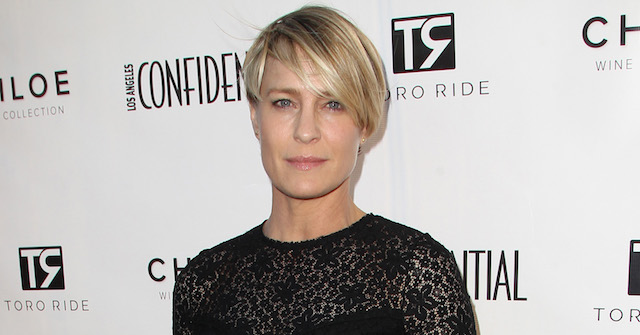 Robin Wright is joining the cast of Blade Runner 2.