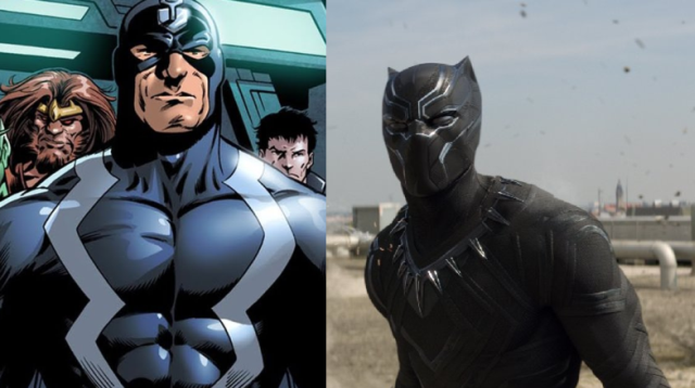 Kevin Feige Talks Inhumans Release Date, Black Panther Production