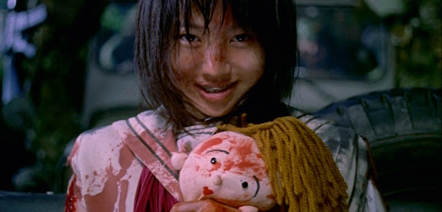 Battle Royale is another of the best thrillers on Netflix.