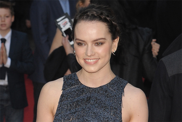 Star Wars Star Daisy Ridley Attached to Headline The Lost Wife