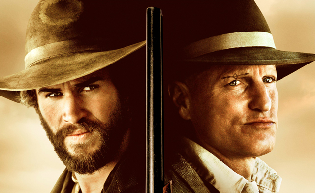 The Duel Trailer & Poster: A Liam Hemsworth & Woody Harrelson Western
