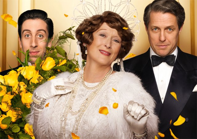 Meryl Streep in New Florence Foster Jenkins Trailer and Poster