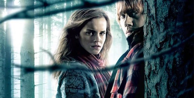 The Deathly Hallows was the final of the Harry Potter films and two of the best Emma Watson movies.