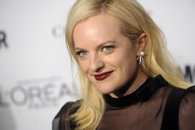 Elisabeth Moss to Star in Hulu's The Handmaid's Tale Series