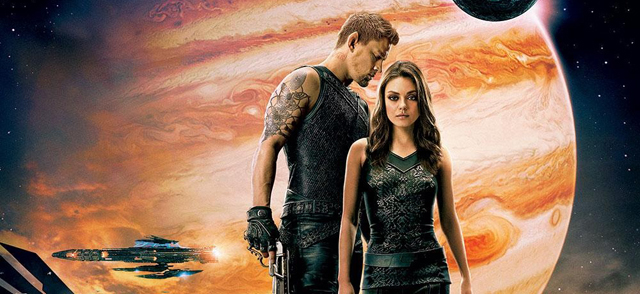Jupiter Ascending was one of the less positively reviewed Channing Tatum movies.