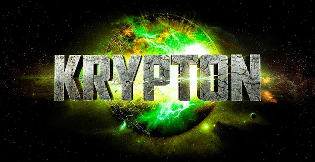 Krypton is heading to Syfy.