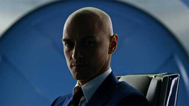 Professor X is one the returning X-Men Apocalypse characters.