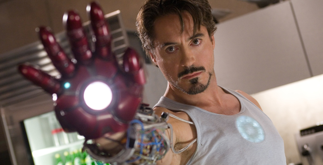 No Robert Downey Jr movies list would be complete without Iron Man.