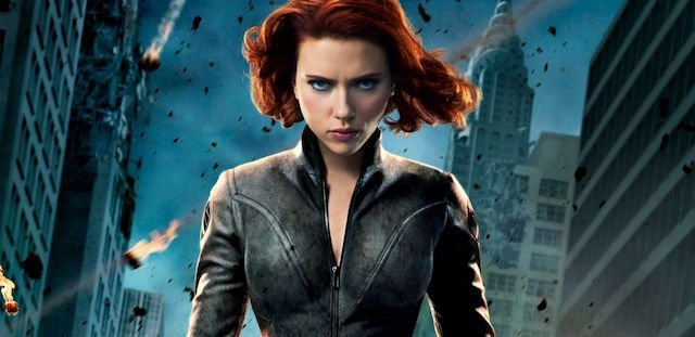 The Avengers was the most successful of the Scarlett Johansson movies to date.