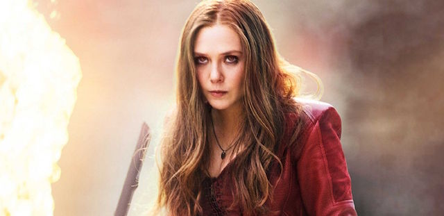 Scarlet Witch returns as one of the Civil War characters.
